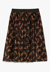 Kids ONLY - KONDISCO SKIRT - A-line skirt - black - 1