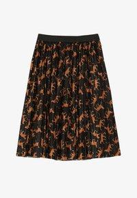 Kids ONLY - KONDISCO SKIRT - A-line skirt - black - 2