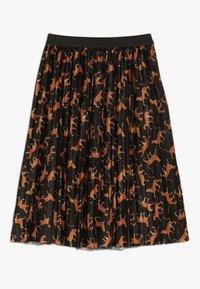 Kids ONLY - KONDISCO SKIRT - A-line skirt - black - 0