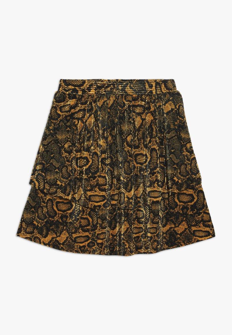 Kids ONLY - KONAYSHA - Mini skirts  - golden yellow