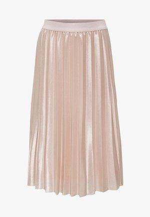 A-line skirt - lotus