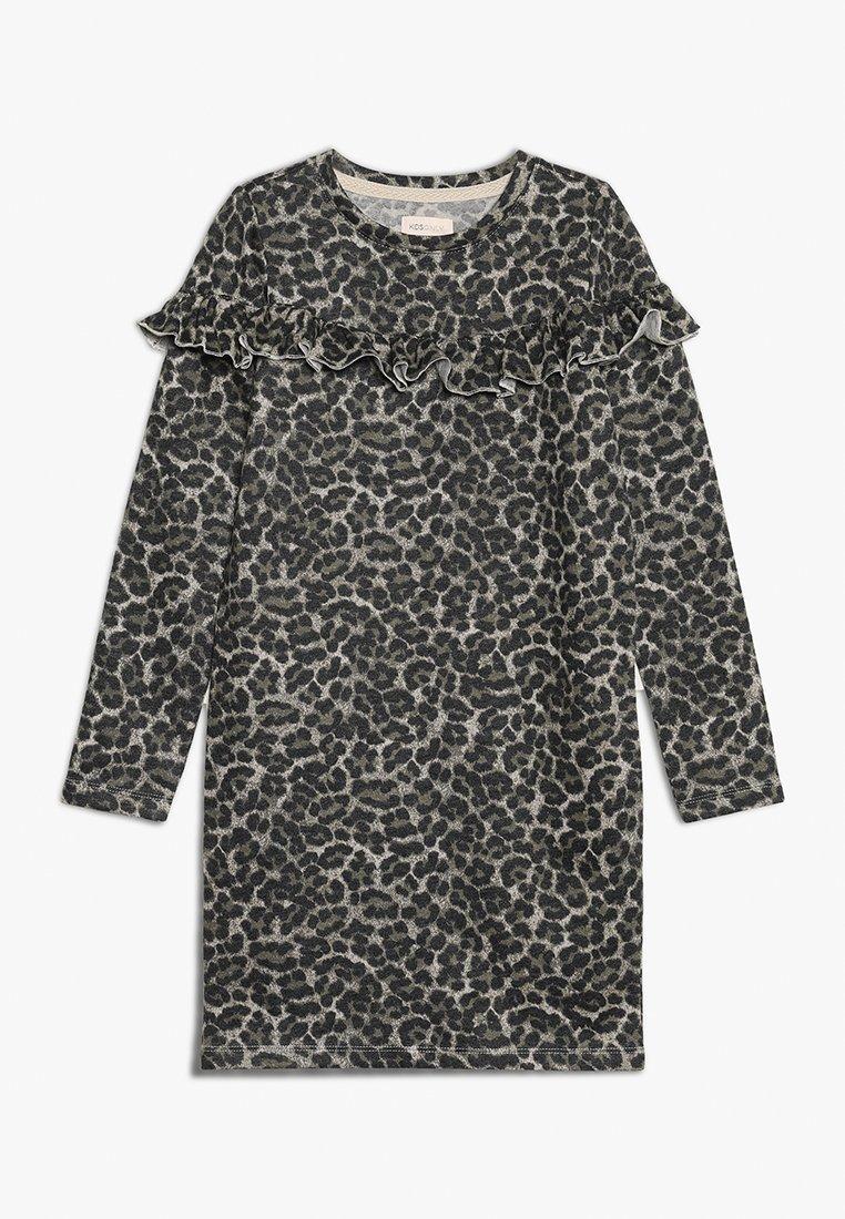 Kids ONLY - KONSOUND DRESS - Vestido ligero - peyote