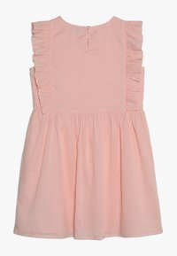 Kids ONLY - KONELLA FRILL DRESS - Denní šaty - blushing bride - 1