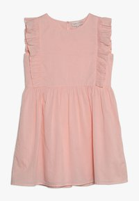 Kids ONLY - KONELLA FRILL DRESS - Denní šaty - blushing bride - 0