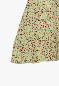Kids ONLY - KONTHYRA FAKE WRAP DRESS - Denní šaty - popcorn - 4
