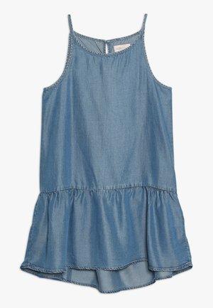 KONLOLA  DRESS - Vestido informal - medium blue denim