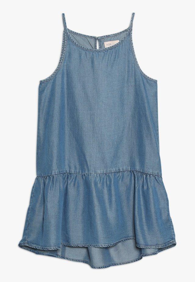 KONLOLA  DRESS - Denní šaty - medium blue denim