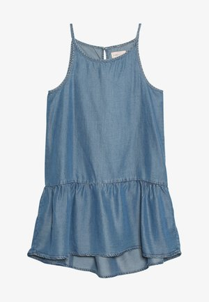 KONLOLA  DRESS - Vardagsklänning - medium blue denim