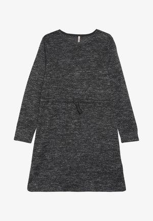 KONKIKI ELCOS DRESS  - Gebreide jurk - dark grey melange