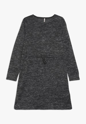KONKIKI ELCOS DRESS  - Jumper dress - dark grey melange