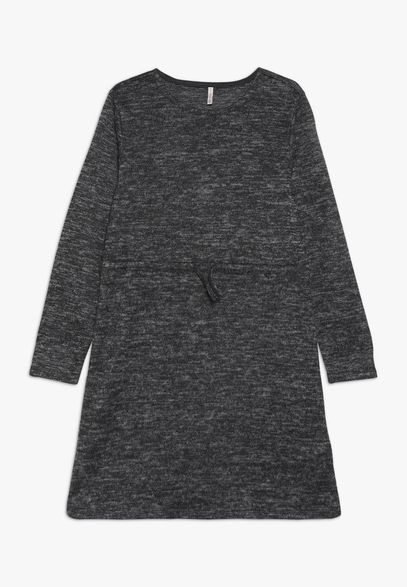 Kids ONLY - KONKIKI ELCOS DRESS  - Jumper dress - dark grey melange
