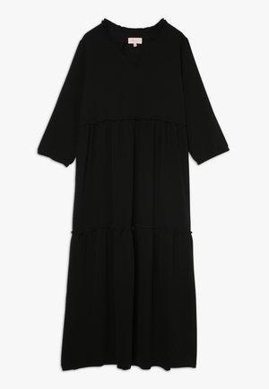 KONCOCO MIDI DRESS - Korte jurk - black