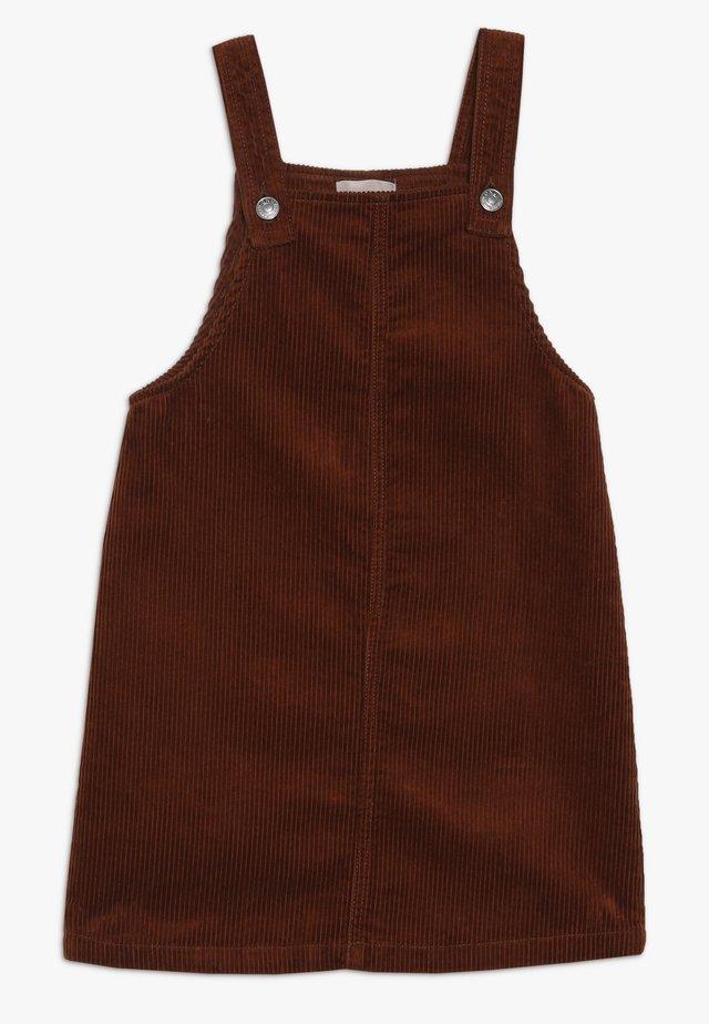 KONSHILA DRESS - Denní šaty - ginger bread