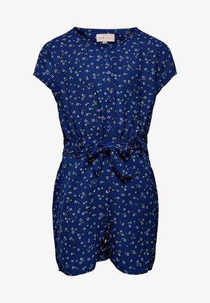 Jumpsuit - mazarine blue