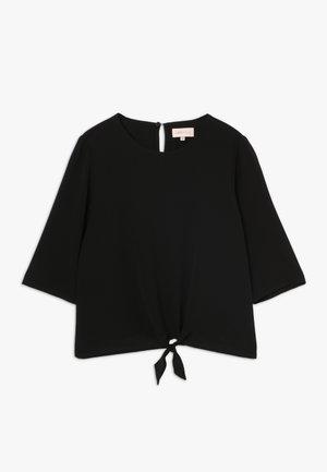 KONCOCO 3/4 KNOT  - Bluser - black