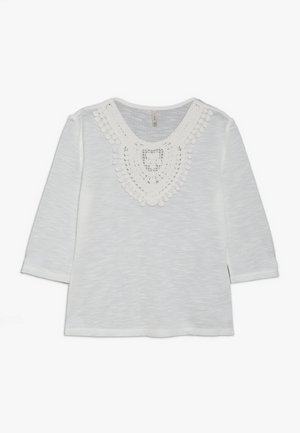 KONISA 3/4 - Camiseta de manga larga - cloud dancer