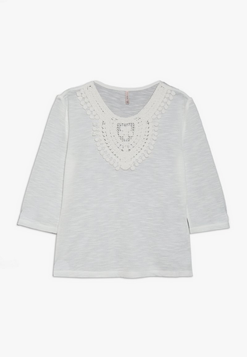 Kids ONLY - KONISA 3/4 - Long sleeved top - cloud dancer