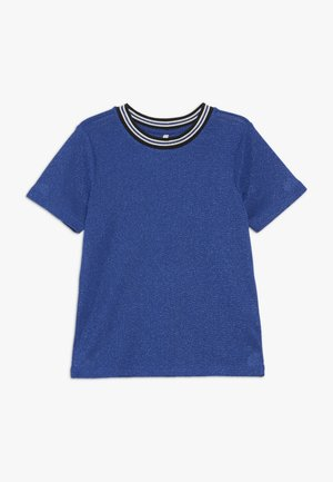 KONSILVERY - Print T-shirt - royal blue