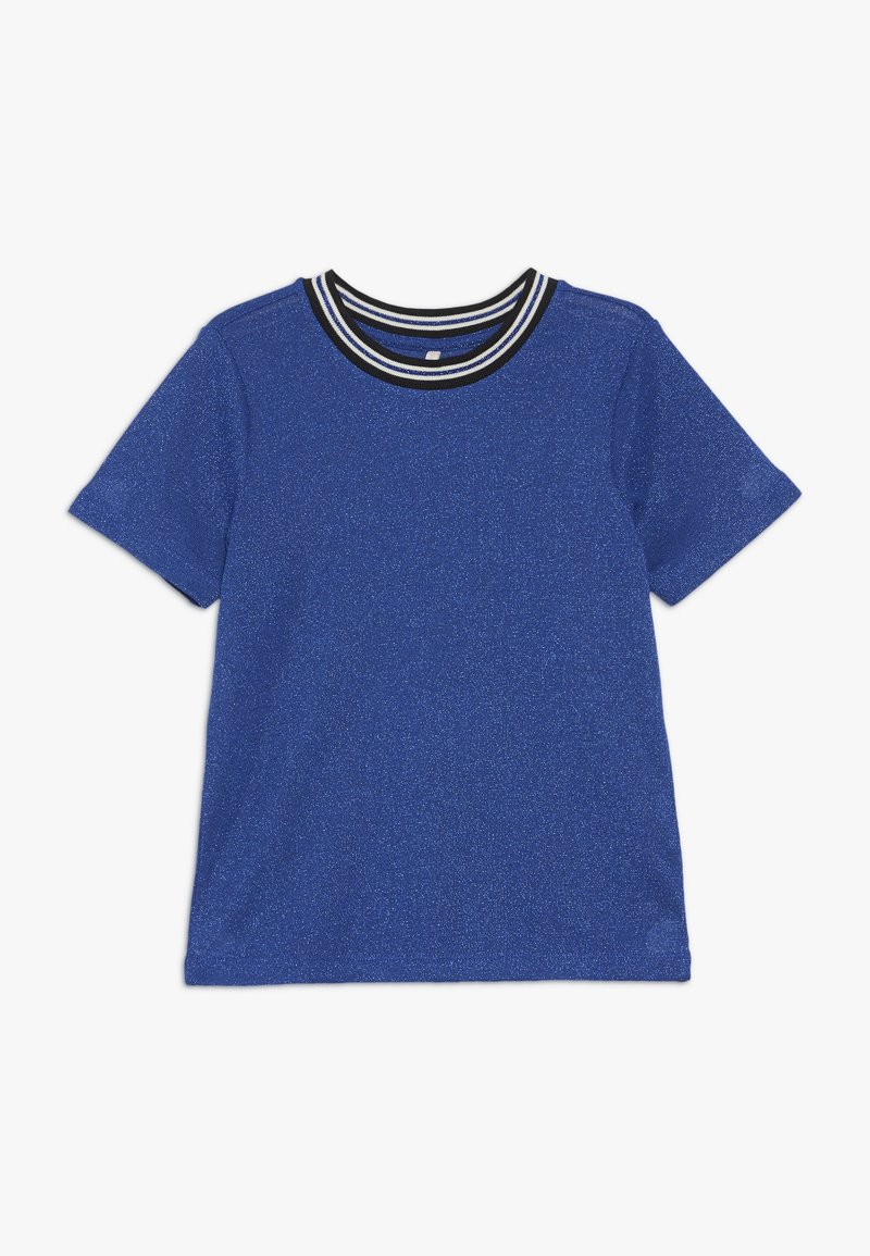 Kids ONLY - KONSILVERY - Triko spotiskem - royal blue
