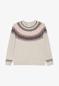 Kids ONLY - KONELLA - Pullover - whitecap gray/melange/strawberry - 2