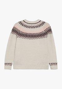 Kids ONLY - KONELLA - Pullover - whitecap gray/melange/strawberry - 1