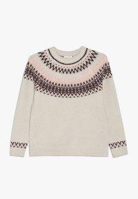 Kids ONLY - KONELLA - Pullover - whitecap gray/melange/strawberry - 0