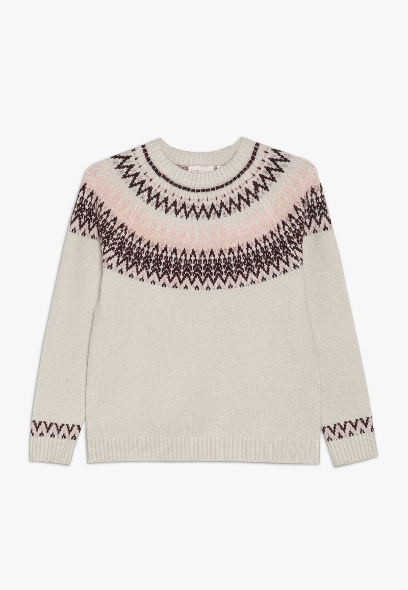 Kids ONLY - KONELLA - Pullover - whitecap gray/melange/strawberry