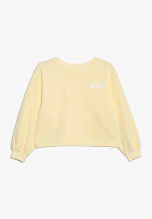 KONNEL NECK - Sweatshirt - popcorn