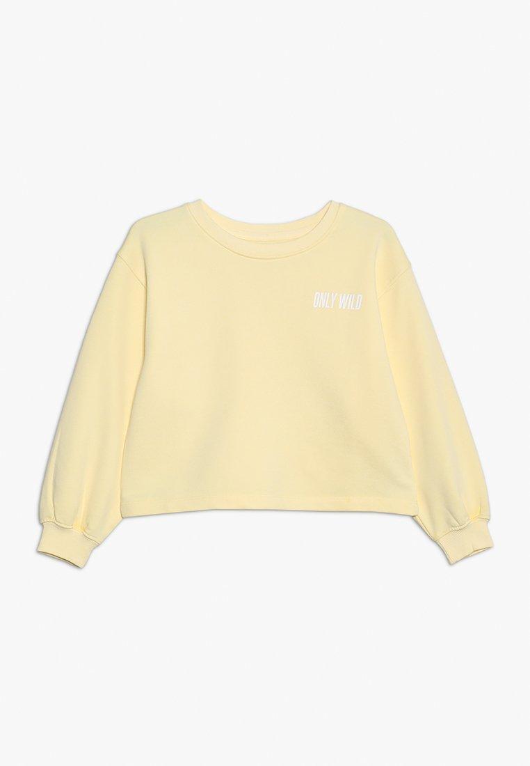 Kids ONLY - KONNEL NECK - Sweatshirt - popcorn
