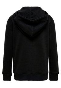 Kids ONLY - Zip-up hoodie - black - 1