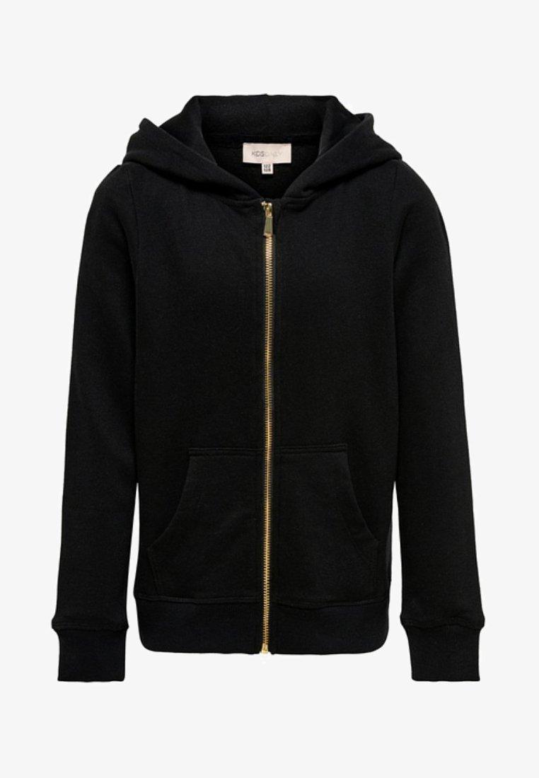 Kids ONLY - Zip-up hoodie - black