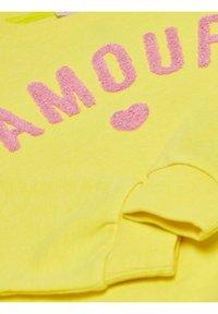 Kids ONLY - SWEATSHIRT STATEMENT - Sweatshirt - primrose yellow - 2