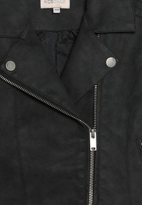 Kids ONLY - KONCARLA - Faux leather jacket - black - 4