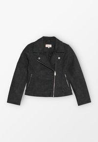 Kids ONLY - KONCARLA - Faux leather jacket - black - 0