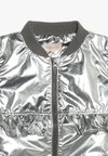 Kids ONLY - KONSARA SPACE FRILL JACKET - Jas - silver