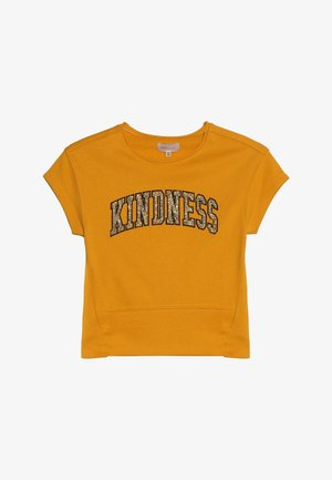 KONNELLIE - Print T-shirt - mango mojito