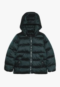 Kids ONLY - KONNAIOMI HOODED JACKET - Talvitakki - ponderosa pine - 0