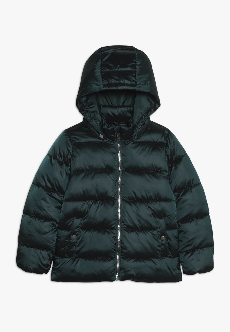 Kids ONLY - KONNAIOMI HOODED JACKET - Talvitakki - ponderosa pine