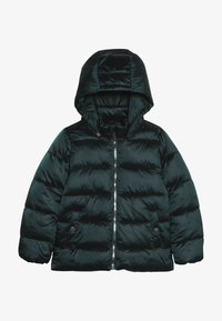 Kids ONLY - KONNAIOMI HOODED JACKET - Talvitakki - ponderosa pine - 4