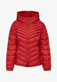Kids ONLY - Winter jacket - goji berry - 0