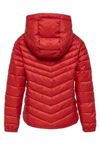 Kids ONLY - Winter jacket - goji berry - 1