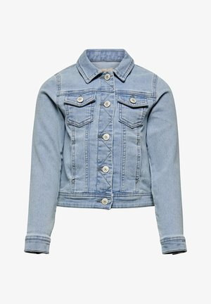 Cowboyjakker - light blue denim