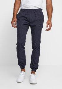 Kiez - SMART - Pantalones - navy - 0