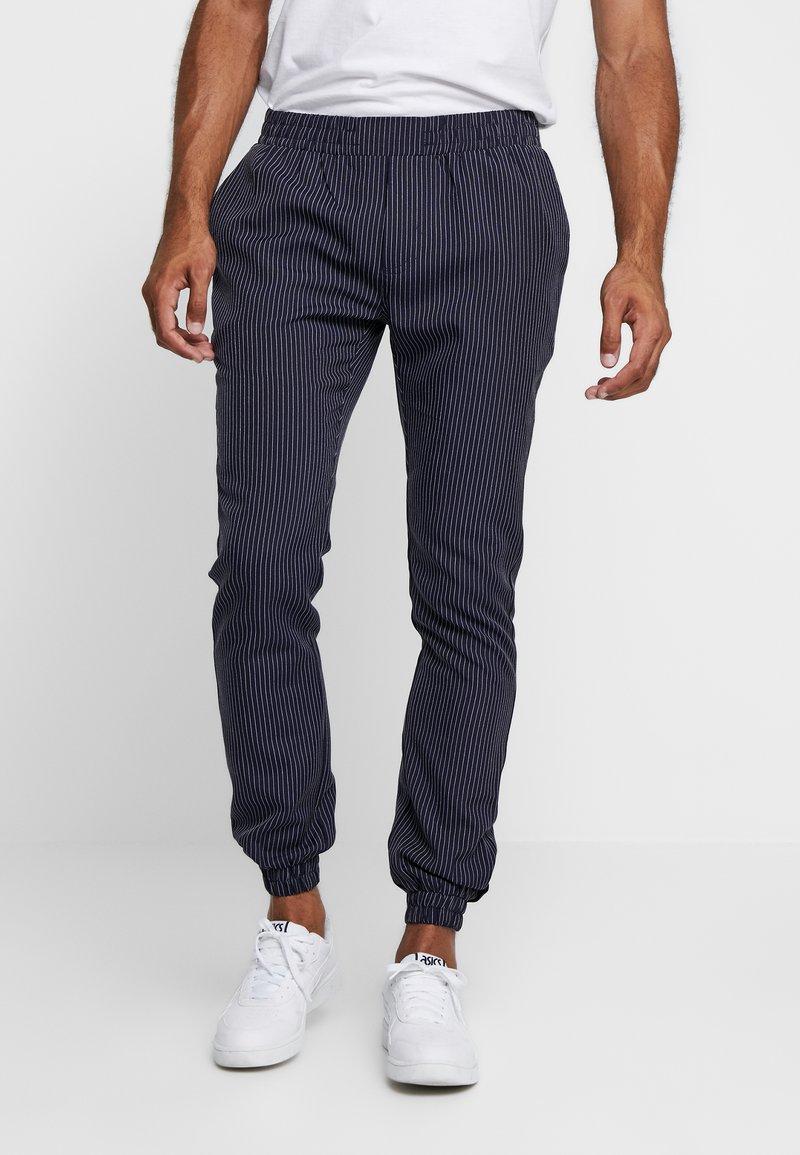 Kiez - SMART - Pantalones - navy