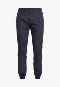 Kiez - SMART - Pantalones - navy - 5