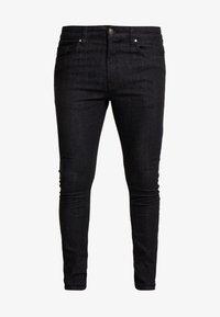 Kiez - Jeans Skinny Fit - clean black - 4