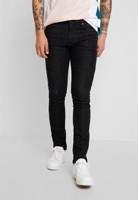 Kiez - Jeans Skinny Fit - clean black - 0