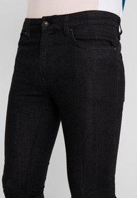 Kiez - Jeans Skinny Fit - clean black - 3