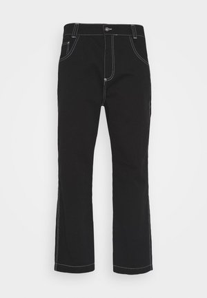 CLASSIC CARPENTER TROUSER - Jeans relaxed fit - black