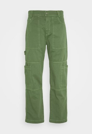 CLASSIC UTILITY COMBAT TROUSER - Jeans relaxed fit - dark green